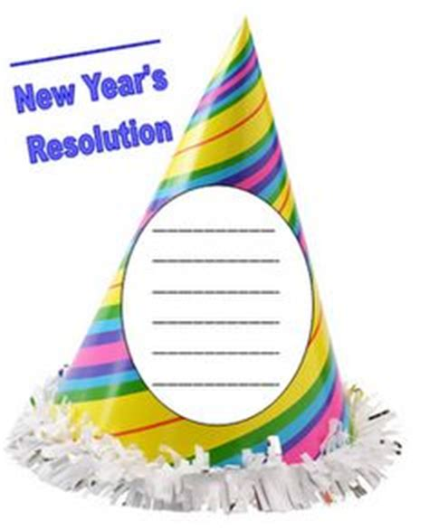 My Assignment: My New Years Resolutions 200 words
